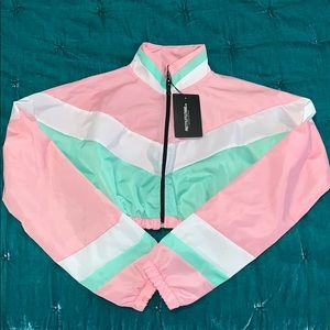 Pretty Little Thing Cropped Jacket